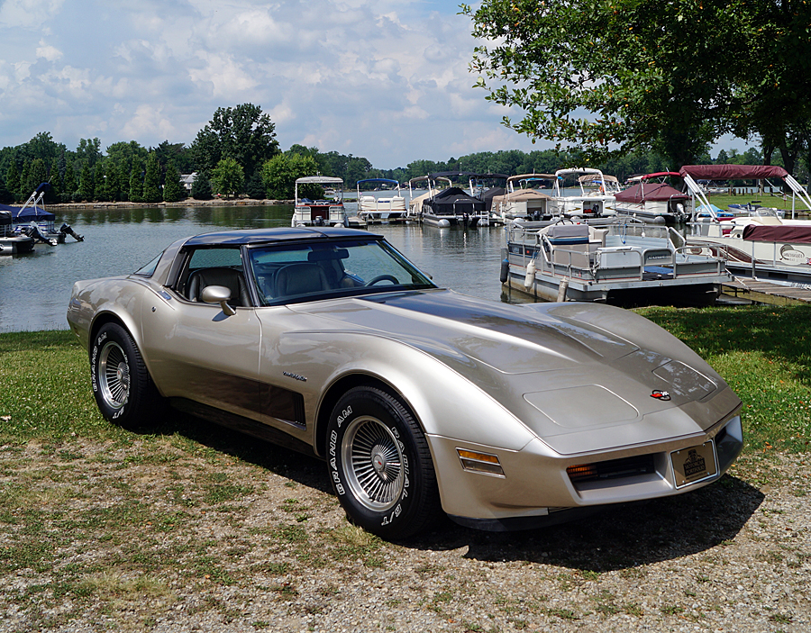 Chevrolet Corvette Collectors Edition