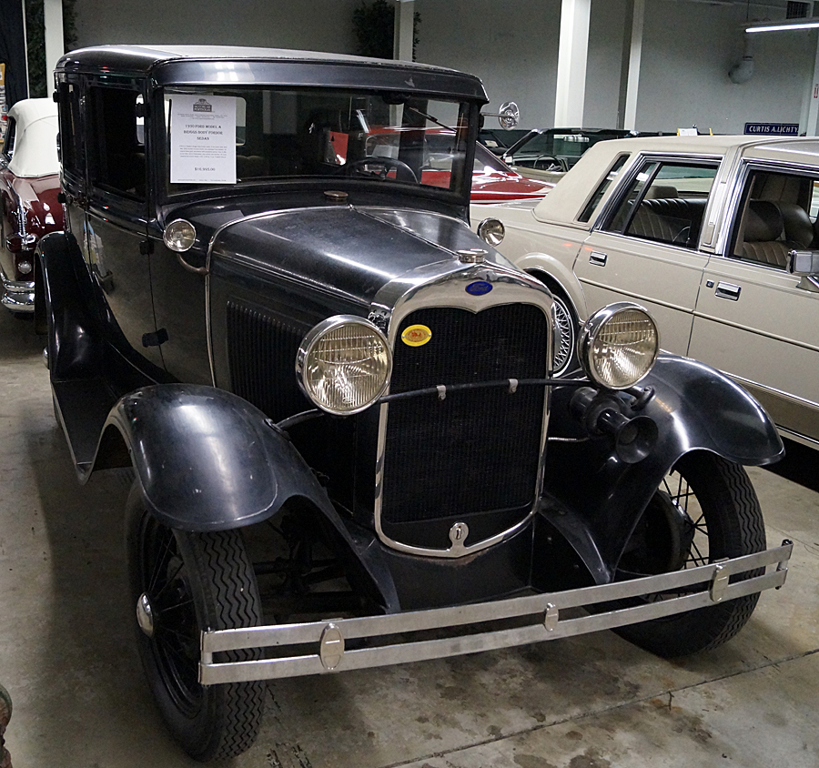 Ford Model A Briggs
