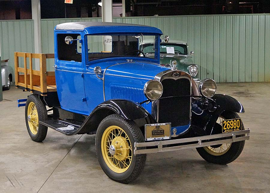 Ford Model A Stake bed