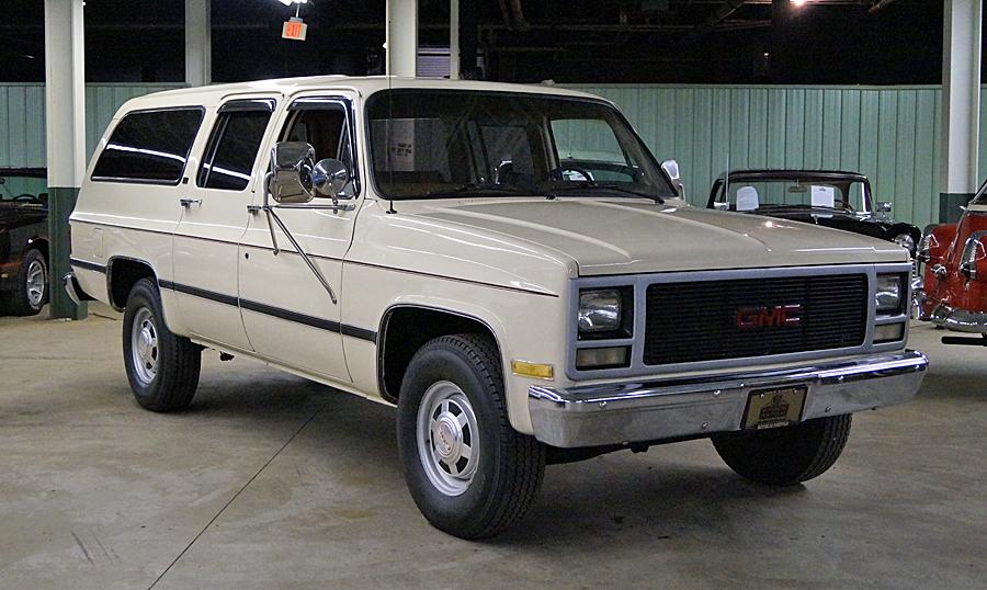 GMC SLX 2500