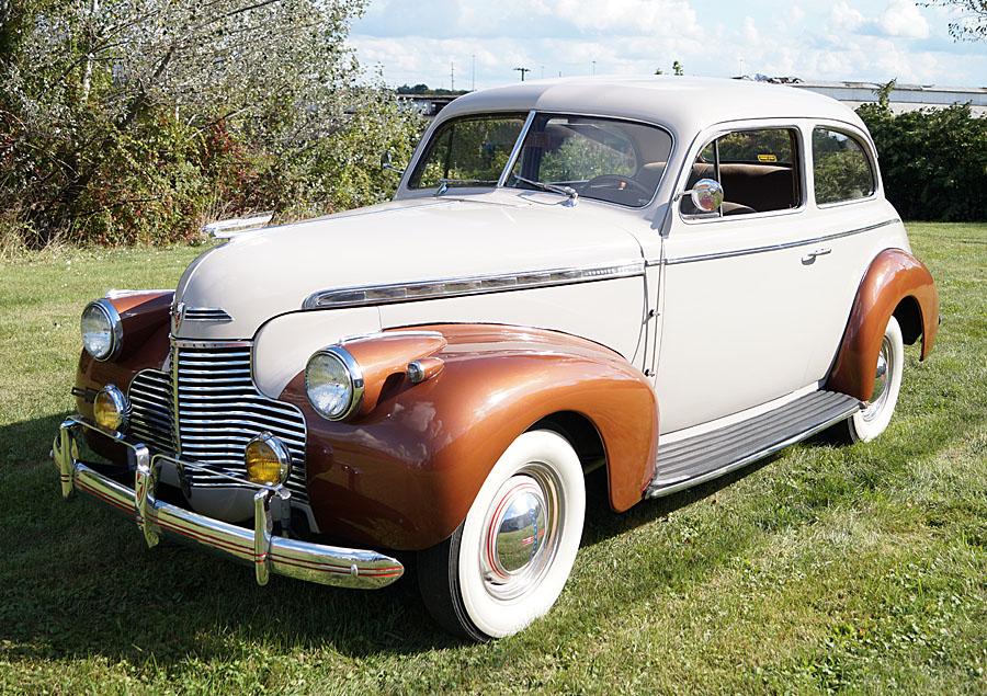 Chevrolet Special Deluxe