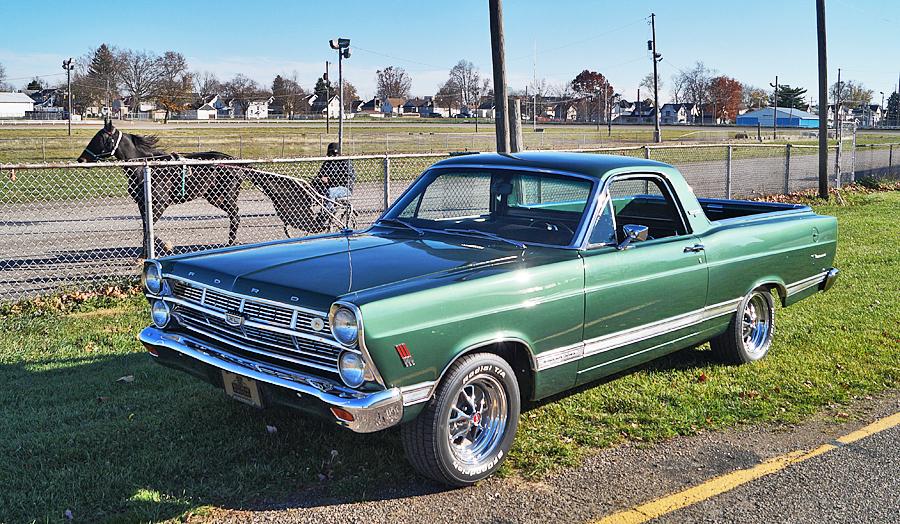 Ford Fairlane 500XL Ranchero