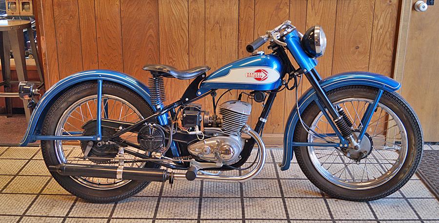 Harley-Davidson Super-10